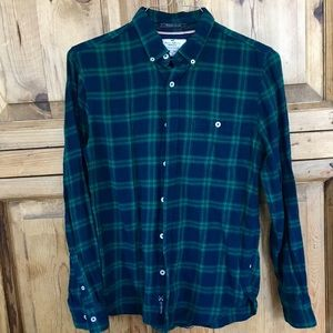 On the Road Flannel Shirt